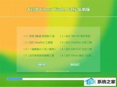 大白菜Win8.1 64位 增强装机版 2021.04