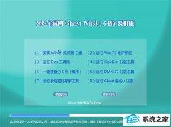 999宝藏网Win8.1 2021.04 64位 专业装机版